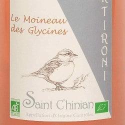 Domaine des Pradels-Quartironi : Le Moineau des Glycines rosé