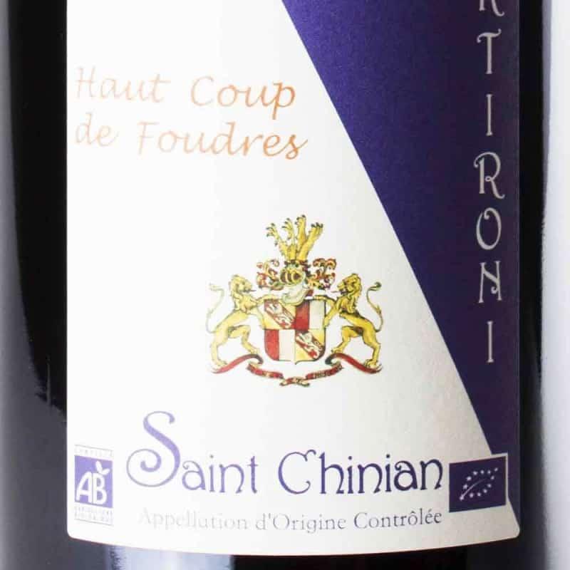 Domaine des Pradels - Château Quartironi de Sars : Haut Coup de Foudres