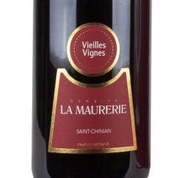 Domaine La Maurerie - Vieilles Vignes - AOP Saint-Chinian rouge