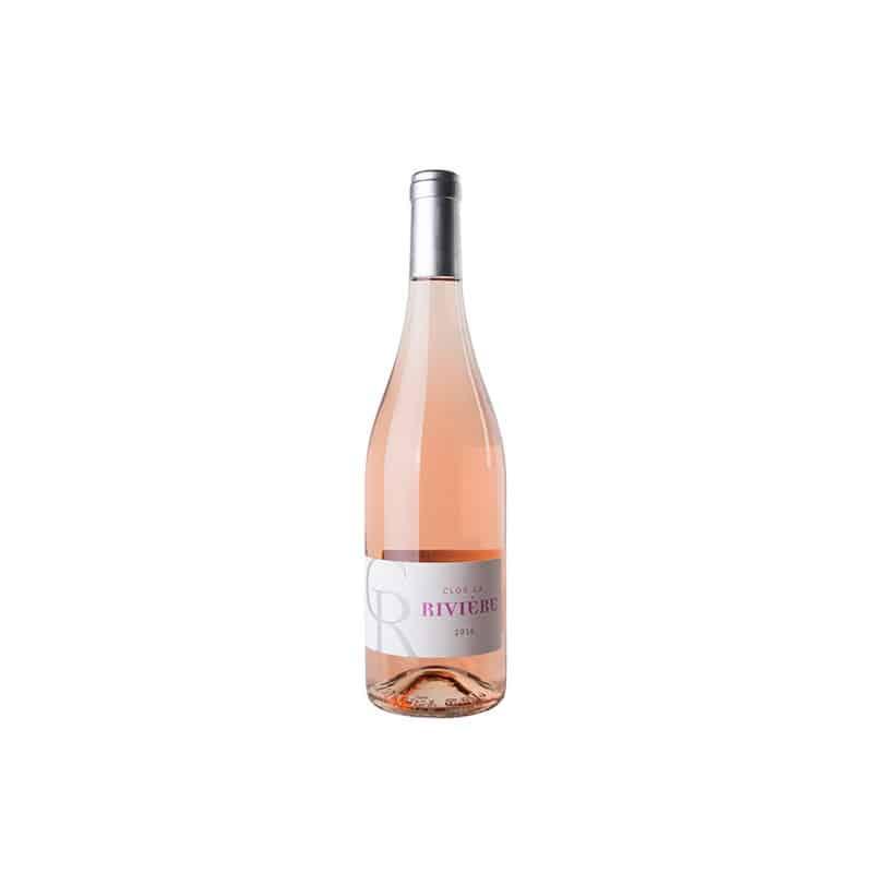 Clos La Rivière - Rosé AOP Saint-Chinian Rosé