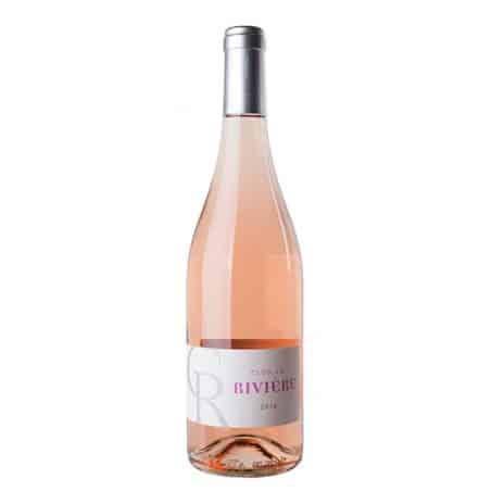 Clos La Rivière : Rosé